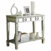Monarch Specialties Inc. Mirrored Console Table II