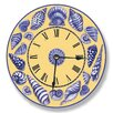 "Stupell Industries Home Décor 12"" Shell Wall Clock"