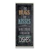 <strong>Stupell Industries</strong> Home Décor I Love Help with the Dishes Kitchen Textual Art Plaque
