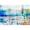 Parvez Taj Morrison Lake Graphic Art Plaque