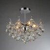 Warehouse of Tiffany Shine 5 Light Crystal Chandelier