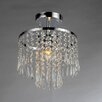 Warehouse of Tiffany Seek 1 Light Mini Crystal Chandelier