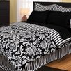 Wildon Home ® Alexandria Twin Bed in a Bag Set
