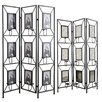 """A&B Home Group, Inc 71"""" x 47.2"""" 3 Panel Room Divider"""