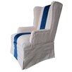 A&B Home Group, Inc Skirted Arm Chair