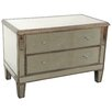 A&B Home Group, Inc 2 Drawer Chest