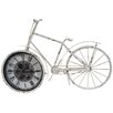 A&B Home Group, Inc Minitue Bicycle Table Clock (Set of 2)