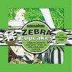 <strong>Zebra Cupcake Kit</strong> by Sassafras