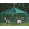 Gazebo Outdoor Pet Playpen