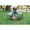 <strong>The Carousel™ Outdoor Pet Playpen</strong> by Kittywalk Systems