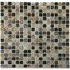 "Solistone Terrene 9/16"" x 9/16"" Solstice Porcelain Mosaic Tile"