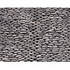 Solistone Standing Pebbles Random Sized Interlocking Mesh Tile in Cascade