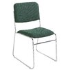 <strong>Signature Lightweight Fabric Padded Stack Chair</strong> by National Public Seating