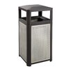 <strong>Evos™ Series 38 Gallon Steel Waste Receptacles</strong> by Safco Products Company