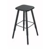 <strong>Height Adjustable Stool with Footrest</strong> by Safco Products Company