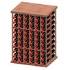 Vinotemp 120 Bottle Wine Rack