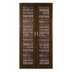Vinotemp Wine Varietal 700-Model Wine Cabinet