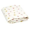 <strong>Swallow Fitted Crib Sheet</strong> by DwellStudio