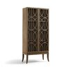 <strong>DwellStudio</strong> Gate Belgian Grey Armoire