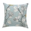 DwellStudio Leda Peony Aquatint Pillow