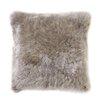 DwellStudio Sheepskin Long Smooth Pillow