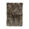 DwellStudio Sheepskin Longwool Natural Rug