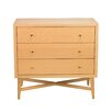 <strong>Mid-Century Natural Dresser</strong> by DwellStudio