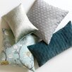 DwellStudio Masala Platinum Pillow