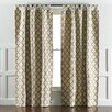 DwellStudio Casablanca Toffee Curtain Panels