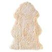 DwellStudio Sheepskin Ivory Area Rug
