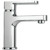 Novello Single Hole Bathroom Faucet with Single Handle