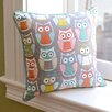 LaMont Owl Pillow