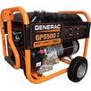 Generac Portable 6,875 Watt Generator with Manual Start