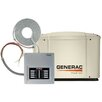 Generac Guardian PowerPact 7 kw Air Cooled Automatic Home Standby Generator with 50 Amp 8 Circuit Transfer Switch with Whip