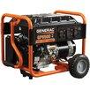 Generac Portable 8,125 Watt Gasoline Generator with Recoil Start
