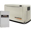 <strong>Generac</strong> 11 Kw Air-Cooled  Standby Generator with 200SE Switch