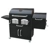 <strong>Landmann</strong> Bravo Premium Charcoal Grill and Smoker