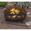 <strong>Landmann</strong> Super Sky Wildlife Fire Pit