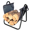 Landmann Firewood Log Holder with Canvas Carrier