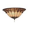Elk Lighting Forever Lasting Diamond Ring 2 Light Ceiling Fan Light Kit