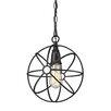 Elk Lighting Yardley 1 Light Globe Pendant