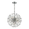 Elk Lighting Starburst 9 Light Mini Chandelier