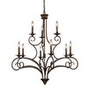 <strong>Gloucester 9 Light Chandelier</strong> by Elk Lighting