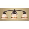 <strong>Roxana 3 Light Vanity Light</strong> by Elk Lighting