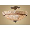 <strong>Elk Lighting</strong> Roxana Semi Flush Mount
