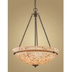 Roxana 4 Light Inverted Pendant