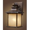 <strong>Elk Lighting</strong> San Gabriel 1 Light Outdoor Wall Lantern