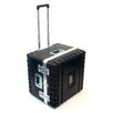 <strong>Heavy-Duty ATA Case with Wheels and Telescoping Handle in Black: 21...</strong> by Platt