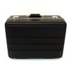 "<strong>Platt</strong> 19"" Deluxe Polyethylene Tool Case with Chrome Hardware: 14.25 x 19 x 9.13"
