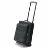 "<strong>Jelco</strong> Padded Hard Side Wheeled Projector Case with Removable Laptop Case: 22"" H x 14"" W x 11"" D"